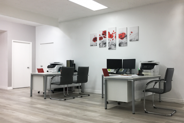 Commercial Office - Sound of Home Interior Design 1s