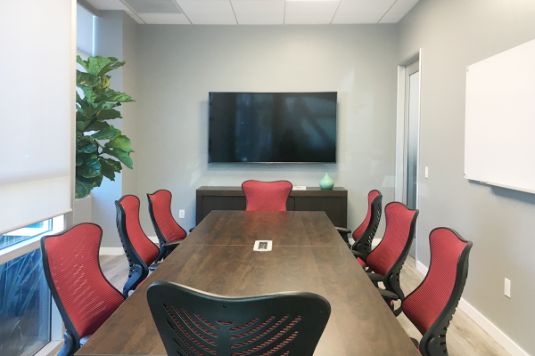 Conference Room - Sound of Home Interior Design