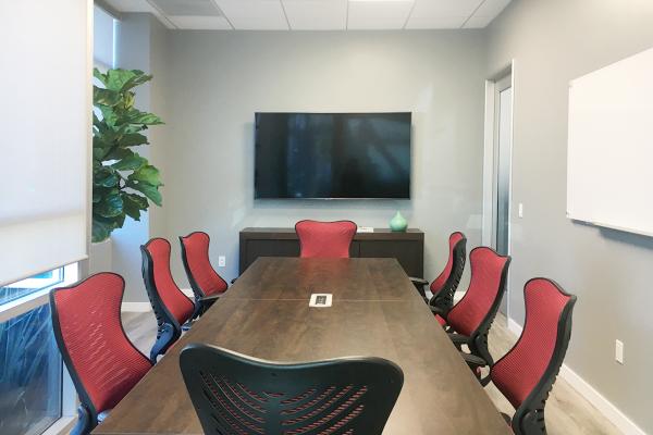 Conference Room - Sound of Home Interior Design