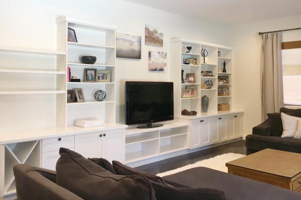 Sound of Home Interior Design - Cabinet