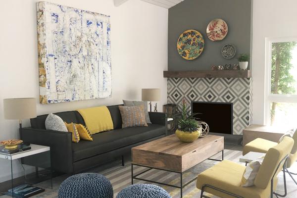 Sound of Home Interior Design - Living room